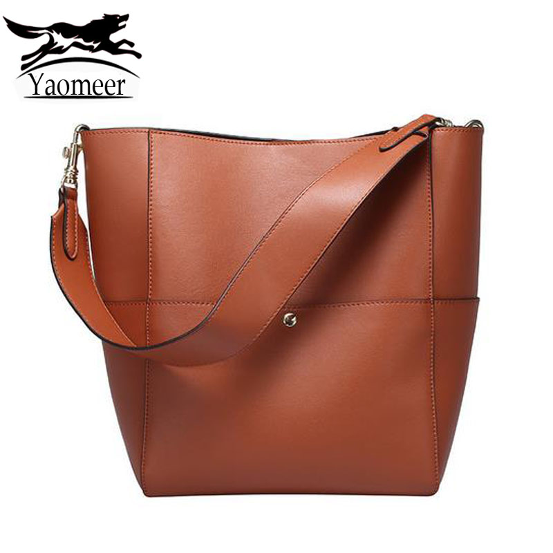 genuine leather handbags luxury brand women bags italian shoulder bags female designer