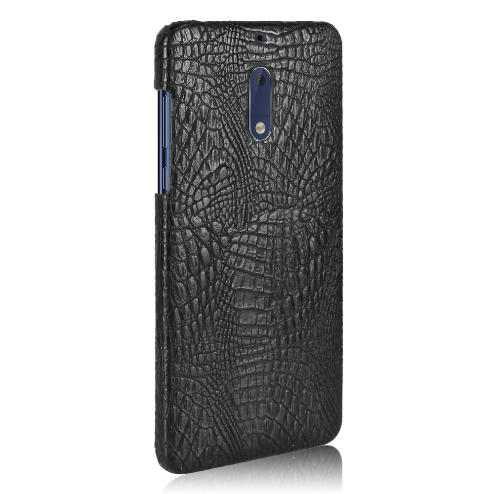 For Nokia 5 Case PU Leather Texture Cover For Nokia 5 Back Covers For Nokia5 Simple Phone Cases For Nokia 5 Dropshipping image