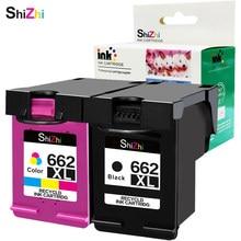 662xl SHIZHI cartucho de Tinta Compatível Para HP 662 XL Para HP Deskjet 1015 1515 2515 2545 2645 3545 4510 4515 4516 4518 printer