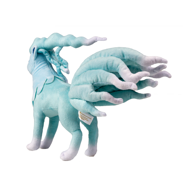 Blue Ninetales Plush Toy