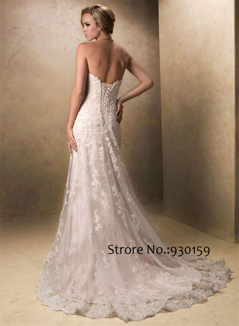 Cheap Mermaid Wedding Dresses Under 100 Photo Album - Weddings Pro