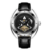 TEVISE reloj mecánico para hombre, resistente al agua, automático, con fecha automática, de lujo, con diamantes, 2019