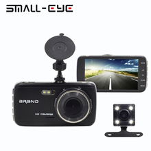 SMALL-EYE Novatek Hot Car DVR Camera Full HD 1080P 4.0″ Video Recorder Registrator Night Vision Car Camcorder Dash Cam  8205