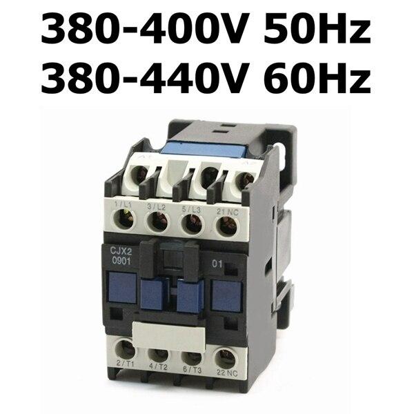 380V AC 50Hz 3-PH Motorschutzrelais Motorschutzschalter Schutzrelais Neu