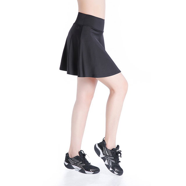 EAST HONG Women's Sport Tennis Golf Fitness Skirts Badminton Running Skorts