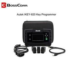 Autek IKey820 Car-Key-Programmer dla forda Toyota Tool Auto Keyless Programmer przeczytaj kod pin immobilizera
