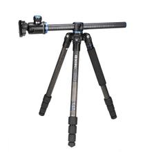 Latest BENRO Go Travel Tripods Kit  Professional Digital Camera Tripod Top magnesium Alloy For SLR Cameras GC168TV1
