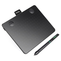 New Arrival Parblo A640 6*4 Inch Large Active Area Professional Signature USB Graphics Tablet 8192 Pressure Battery free Pen