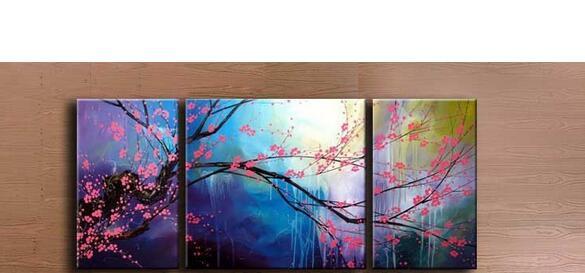 Japanese Cherry Blossom Room Decor