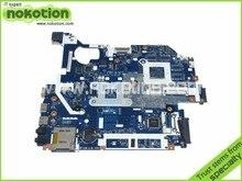 Laptop motherboard For Gateway NV55S P5WS5 main board LA-6973P DDR3 Socket fs1 Mainboard