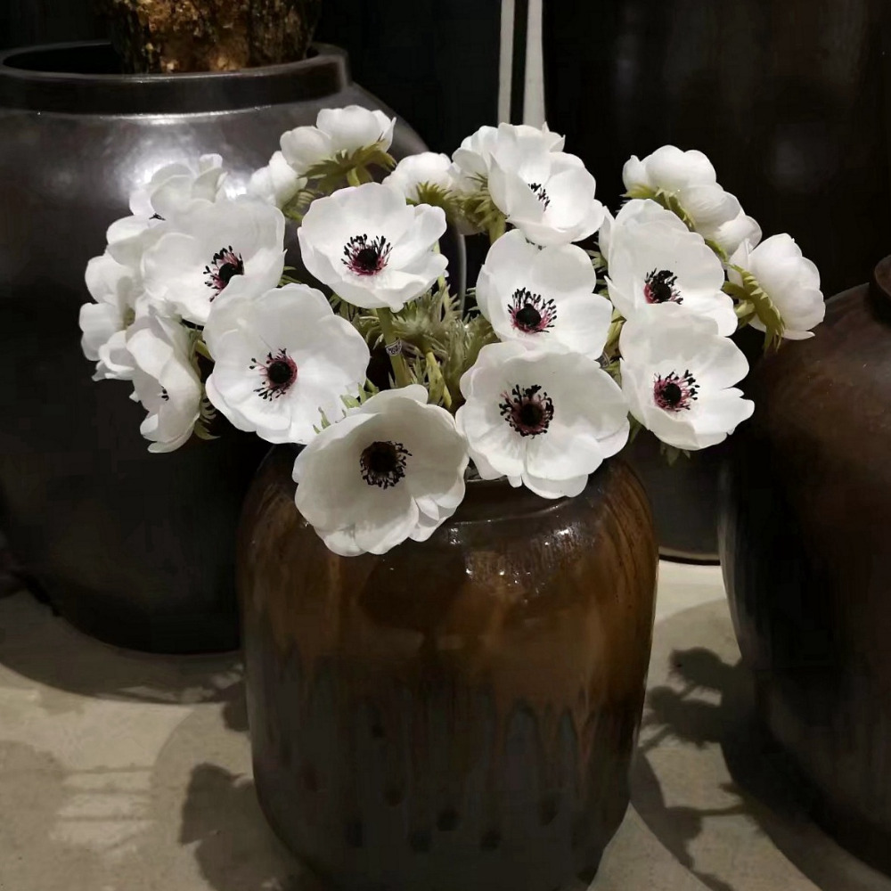 Buy Artificial Anemone Flower And Get Free Shipping On Aliexpress