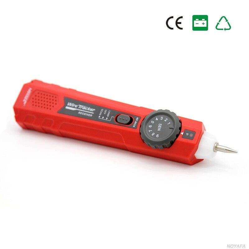 NOYAFA livraison gratuite NF-803A opération simple câble testeur générateur de tonalité pour RJ45 RJ11 BNC - 2