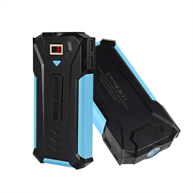 Новый стиль Питания Банк 20000 мАч 3 USB Внешняя Батарея Резервного Копирования Портативное Зарядное Устройство PowerBank для всех телефонов