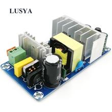 Lusya AC DC dönüştürücü 110v 220v DC 24V 4A 5V 1A 120W çift anahtarlama güç kaynağı kurulu güç kaynağı kartı A1 020