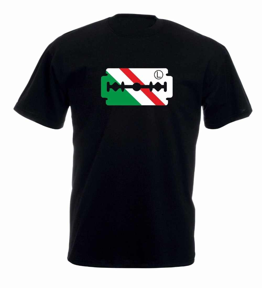 Neue Heiße Sommer Casual T-Shirt Druck Harajuku Lustige T-Shirt Ultras Fußballer Hooligans Fans Streetwear T Hemd