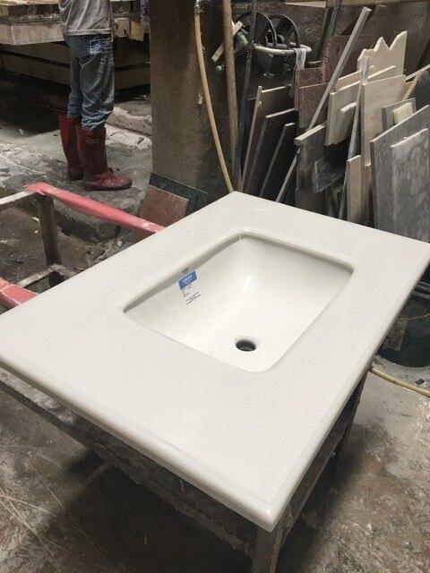 Lihat Lebih Tentang Meja Marmer Granit Countertops Dapur Dan