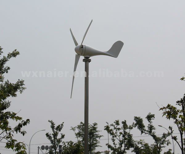 300w    AC24V output voltage  low vibration operati small wind generator wind energy