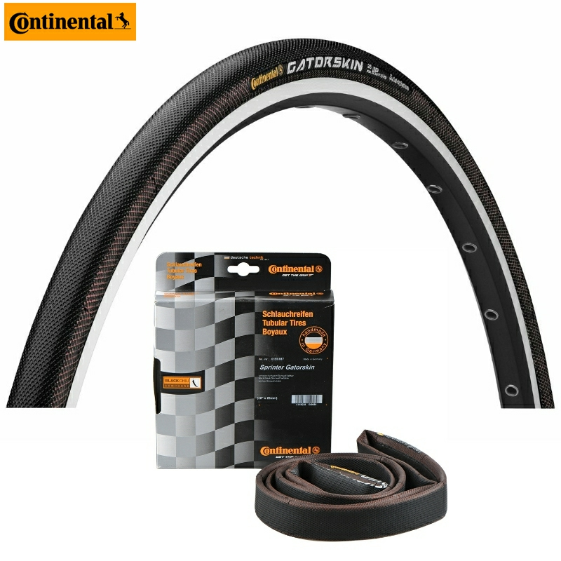 Continental Sprinter GatorSkin Tubular Tire 28 x22mm 700x22C 28 x25mm 700x25C Freeshipping