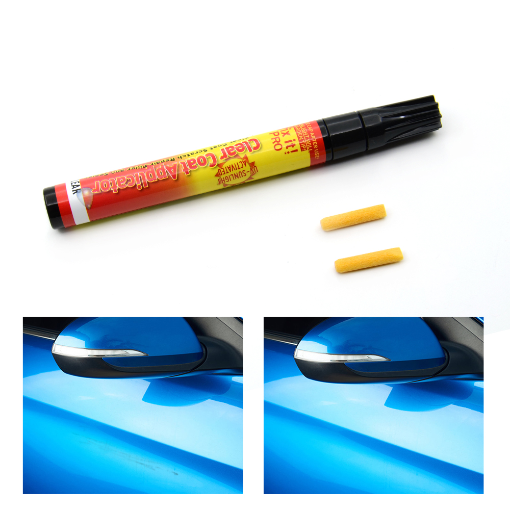 2019 Car-styling Portable Fix It Pro Clear Car Scratch Repair Remover Auto