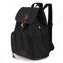 Mulher mochilas de lona do sexo feminino saco da forma do vintage mochilas para adolescentes meninas retro faculdade estudante sacos escola tecido mochila
