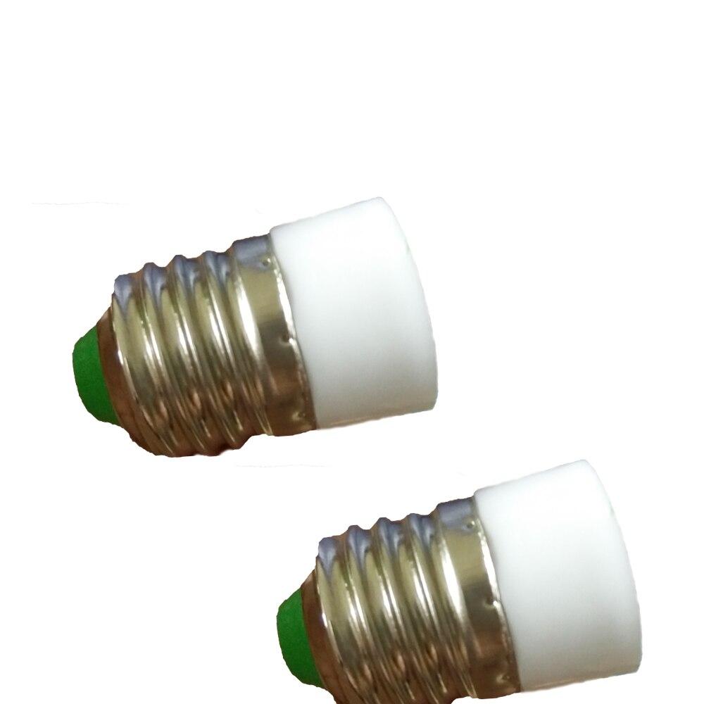 1 шт. Новый огнеупорный материал E27 к E14 патрон лампы конвертер гнездо преобразования лампочки базовый тип адаптера