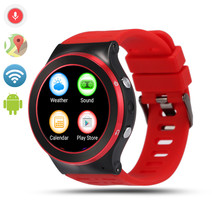 Android 5.1 S99 GSM 3G Quad Core Smart Watch With 3.0 MP Camera GPS WiFi Bluetooth V4.0 Pedometer Heart Rate Tracker