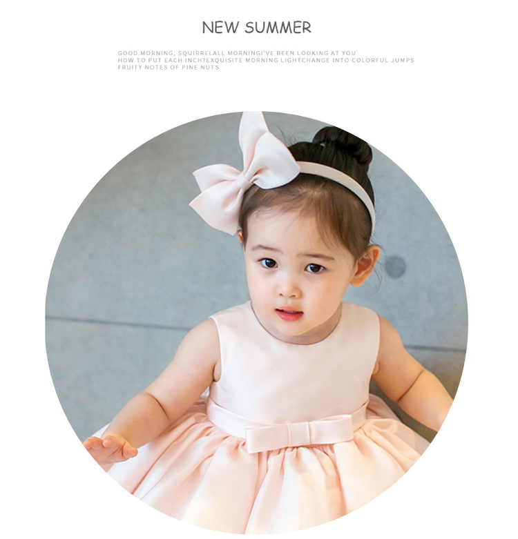 c256ea70c83 Bow 1 Year Birthday Baby Girl Dresses For Baptism Layered Lace Infant  Princess Christening Gown Newborn