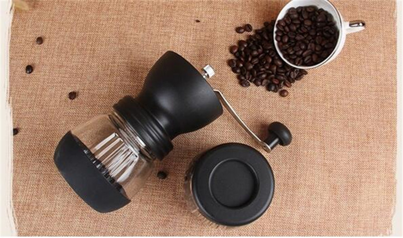 instant coffee maker works