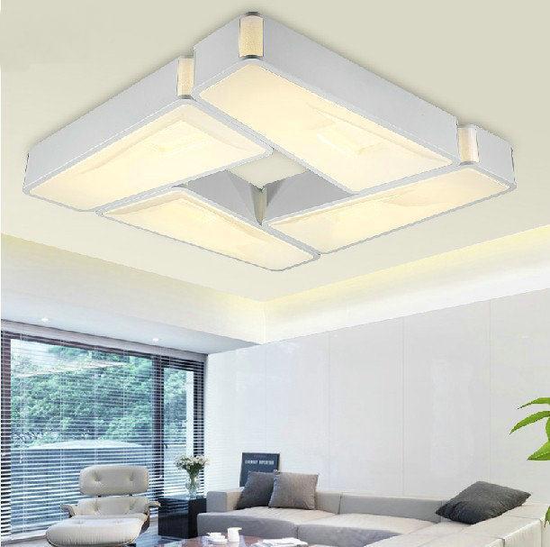 New Promotion LED Modern Living Room Pendant Light Free Shipping