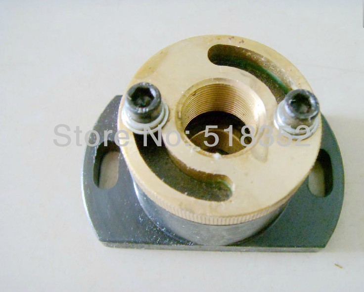ФОТО L376mm Screw Rod with Feed Screw Nut  M20x 1mm Tooth Pitch Used for Dongfang(Orient) and Other Wire EDM Machines, Spare Parts