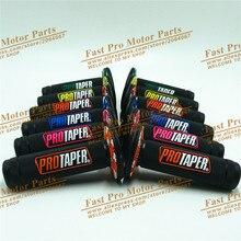Gp mx taper handlebar dirt pit grip handle fit rubber motorcycle