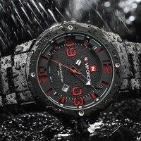 2016 New NAVIFORCE Watches Men Top Luxury Brand Hot Design Military Sports Wrist Watches Men Digital