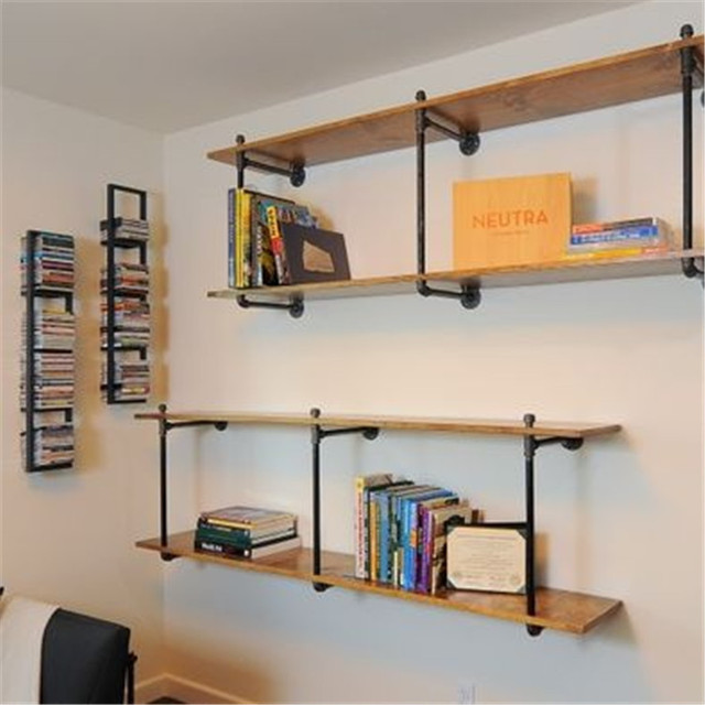 Aliexpress.com : Buy Household water pipe separator bookshelf decoration backdrop TV cabinet ...