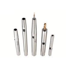 1set slim collet chuck ST10  ST12 DC6 120L /ST12-DC6-150 /ST16 DC6/ ST20 DC8 pull back extension adapter toolholder post