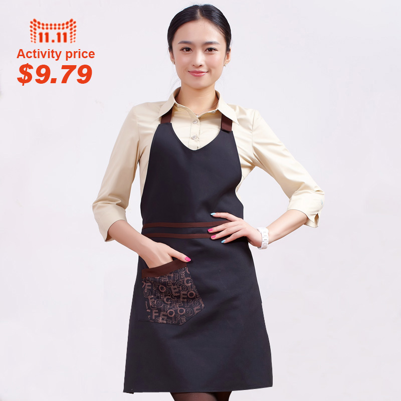 New Women S Kitchen A Vintage Chef Cooking Coffee Canvas Waterproof Las Sleeveless Schort Funny In As From Home Garden