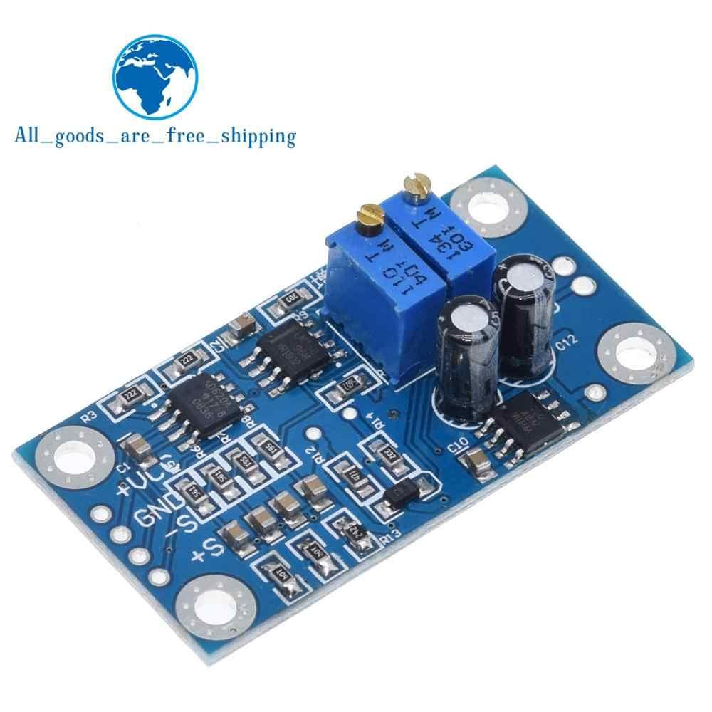 ZYL-YL AD620 Microvolt MV Voltage Amplifier Signal Instrumentation Module Board DC3-12V