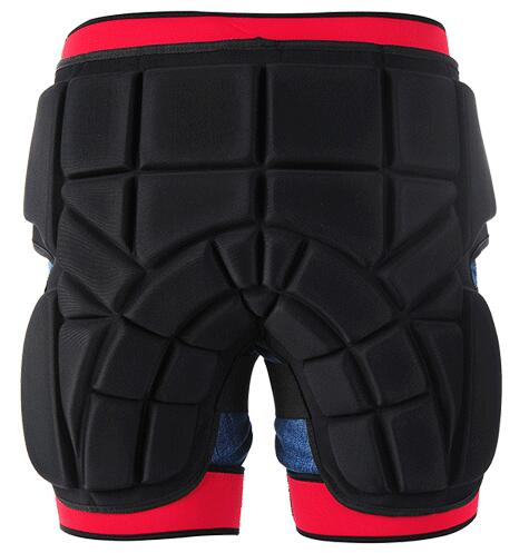 Extreme Sports Racing Armor Pads Hips Legs Protective Pant
