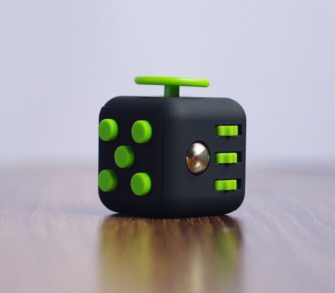 11 Types Fidget Cube Toys A Vinyl Desk Kickstarter Toys For Girl Boys Chrismtas Gifts Fidget Cube Black Green Grey Red Toys Cube 9 types squeeze stress reliever fidget cube pc vinyl fidgetcube game toy kickstarter fidget toys for girl boys christmas gifts