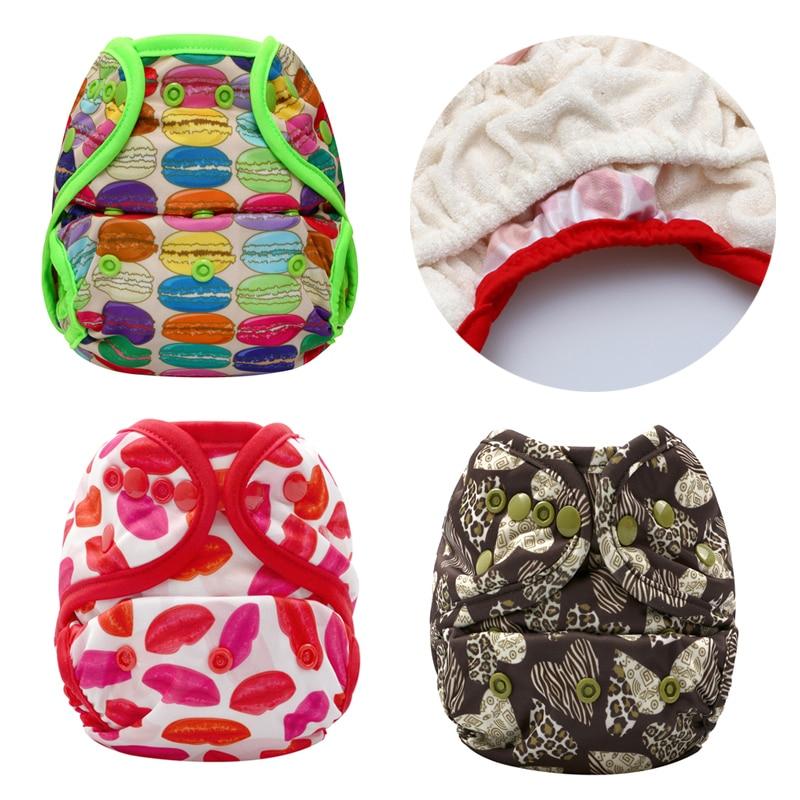 JinoBaby Bamboo Հագուստի անձեռոցիկներ Ուսուցում Ներքնազգեստներ Մեկ չափի հագուստի անձեռոցիկներ նորածնի համար 4KG to 15KG