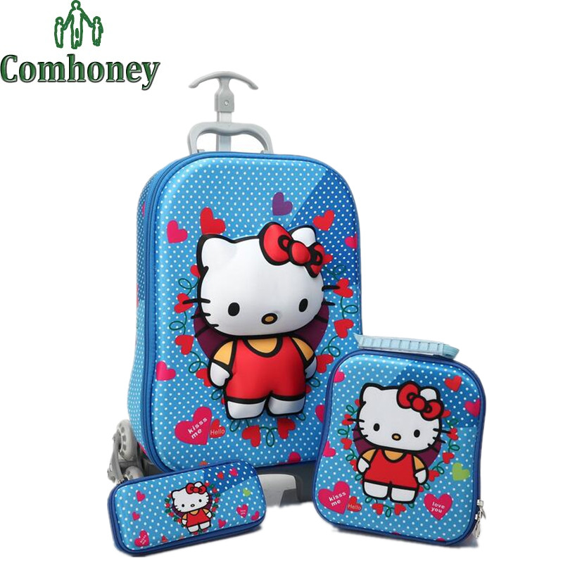 Online Get Cheap Kids Character Luggage -Aliexpress.com | Alibaba ...
