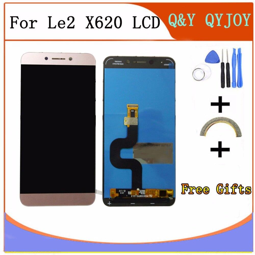 Für Letv LeEco Le 2 Le2 Pro X620 X520 X526 X527 LCD Display Touchscreen Digitizer Assembly Ersatz Für LeEco le 2 X529