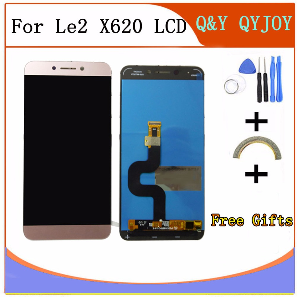 For <font><b>Letv</b></font> LeEco Le 2 Le2 Pro <font><b>X620</b></font> X520 X526 X527 <font><b>LCD</b></font> Display Touch Screen Digitizer Assembly Replacement For LeEco le 2 X529 image