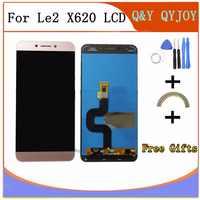 Pour Letv LeEco Le 2 Le2 Pro X620 X520 X526 X527 LCD écran tactile numériseur assemblée remplacement pour LeEco le 2X529