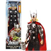 Original Box Marvel Avengers Thor PVC Action Figure Brinquedos Collectible Model Toy Super Hero Kids Toys
