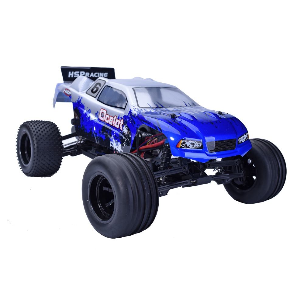 HSP Rc Car 1/10 Scale 4wd Brushless Off Road Monster Truck 94603PRO Electric Power Remote Control Car Similar HIMOTO REDCAT hsp rc car 1 10 scale off road monster truck 94111pro remote control car high speed hobby brushless motor 4wd electric car