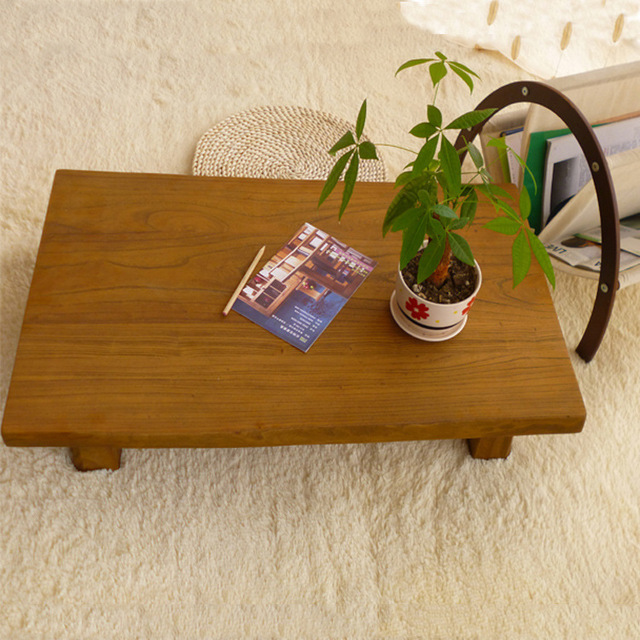 [Korean brands] old elm coffee table kang table tatami tea table vintage  antique tables - Korean Brands] Old Elm Coffee Table Kang Table Tatami Tea Table