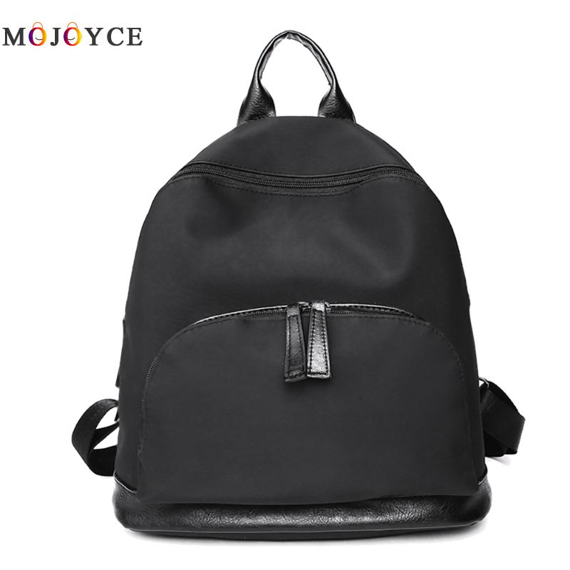 Fashion Oxford Women Backpacks Preppy Casual Nylon Lady School Backpack Travel Zip Teenage Girls School Bags for iPAD mochila cartoon melanie martinez crybaby backpack for teenage girls school bags backpack women casual daypack ladies travel bags