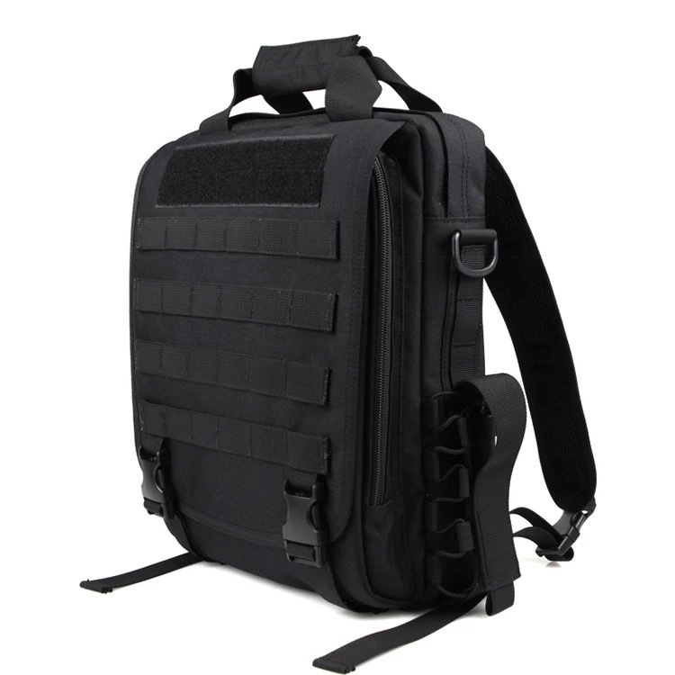 New Tablet PC Package Men Travel Bags Military Camouflage Men's Sling Bag Waterproof Bandolera Communication Equipment Backpack