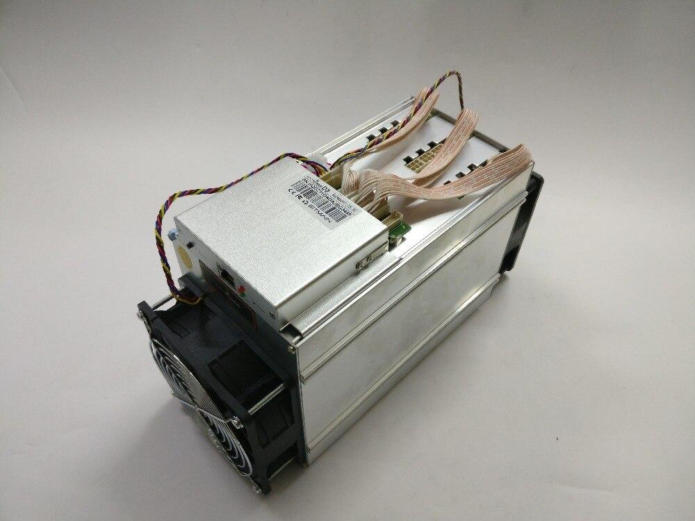 Bitmain Dash górnik Antminer D3 19.3 GH/S z 1800 PSU W Hashing algorytm X11 D3 Dash górnik