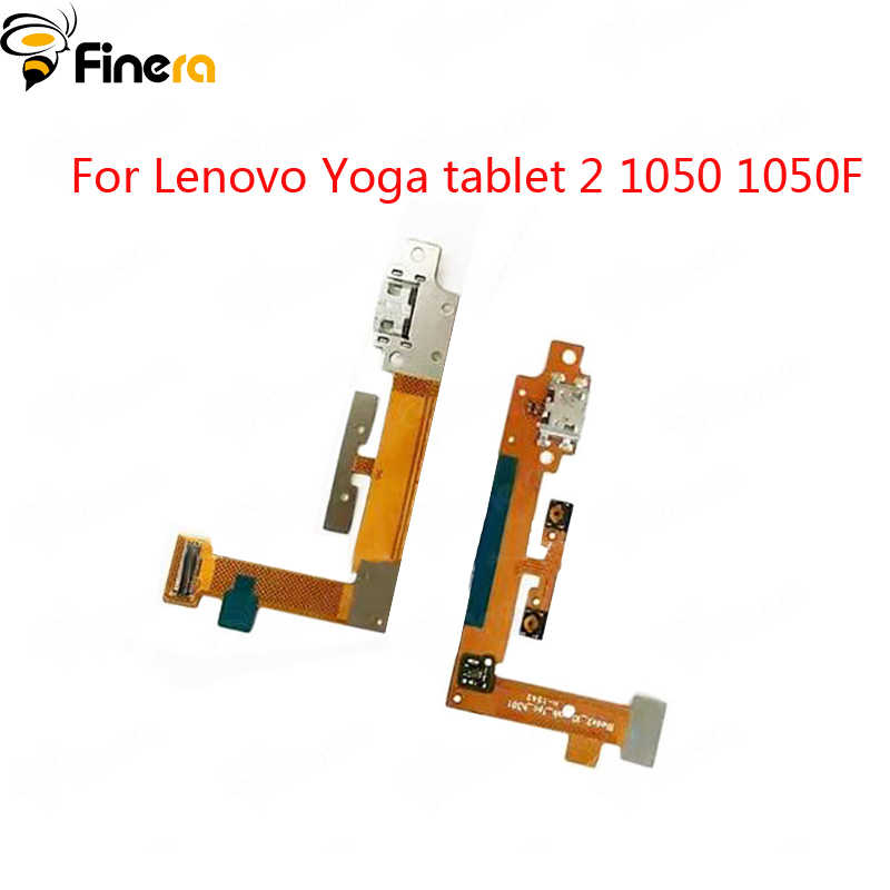 Für Lenovo Yoga tablet 2 1050 1050F USB Bord Ladegerät Lade-board Port Band Flex Micro USB Dock Connector